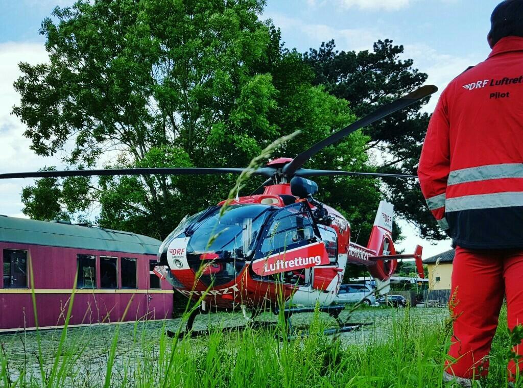 Rettungshubschrauber RTH